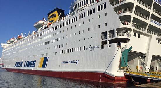 Taxi Sougia Chania Ferry port