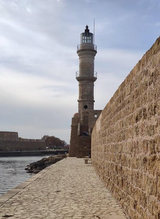 Sougia Taxi - Chania Lighthouse
