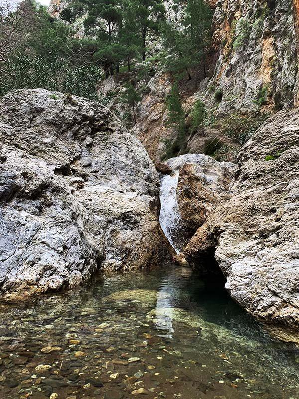 Sougia Taxi - Agia Irini Gorge