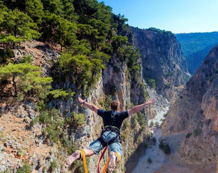aradaina bungee jumping
